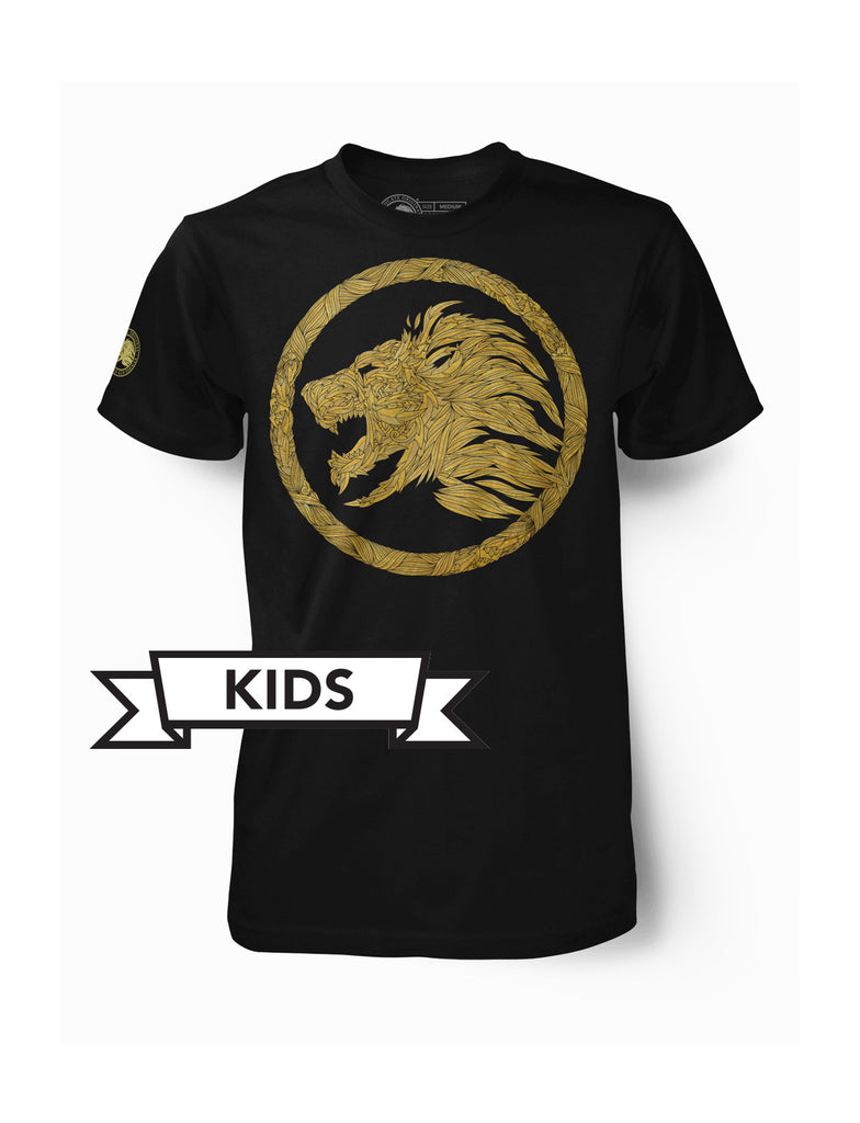"Kids ""Royal"" Limited Edition Gold"