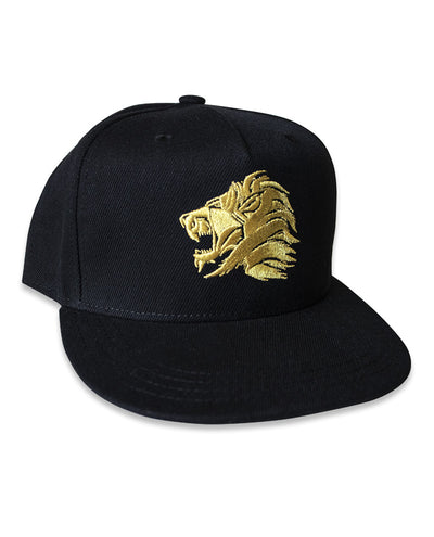 Limited Edition Gold Lion Snapback