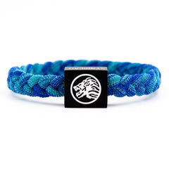 Blue Marl Wristband