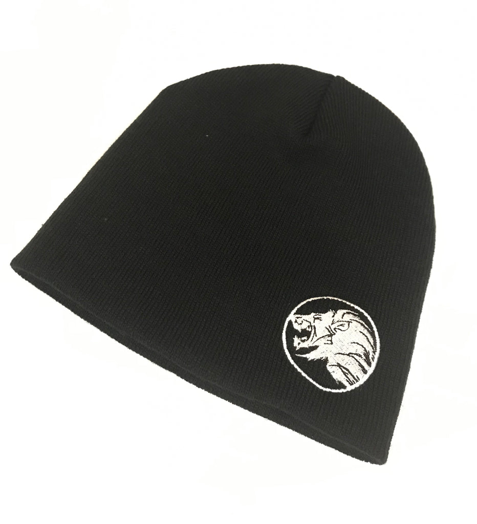 Original Lion Beanie Black