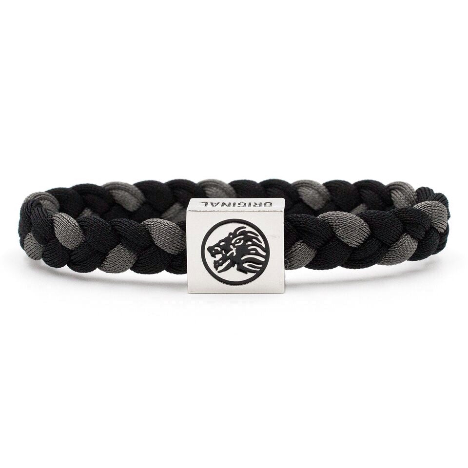 Black / Grey Wristband