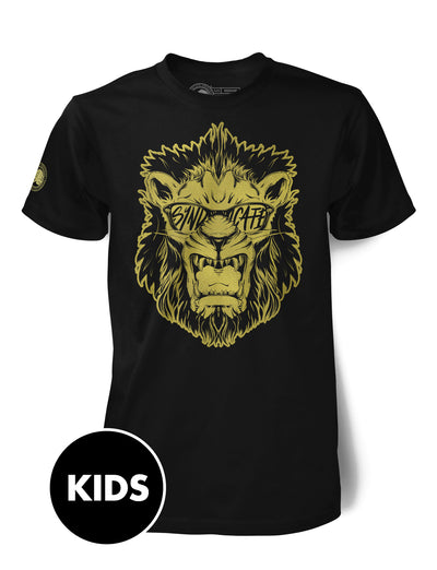 "Kids ""Riot Lion"" Limited Edition Gold 2017"