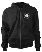 "Adults ""Coat of Arms"" Zip Up Hoodie"