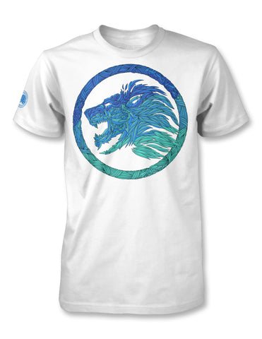 "Mens ""ROAR"" Black & Blue"