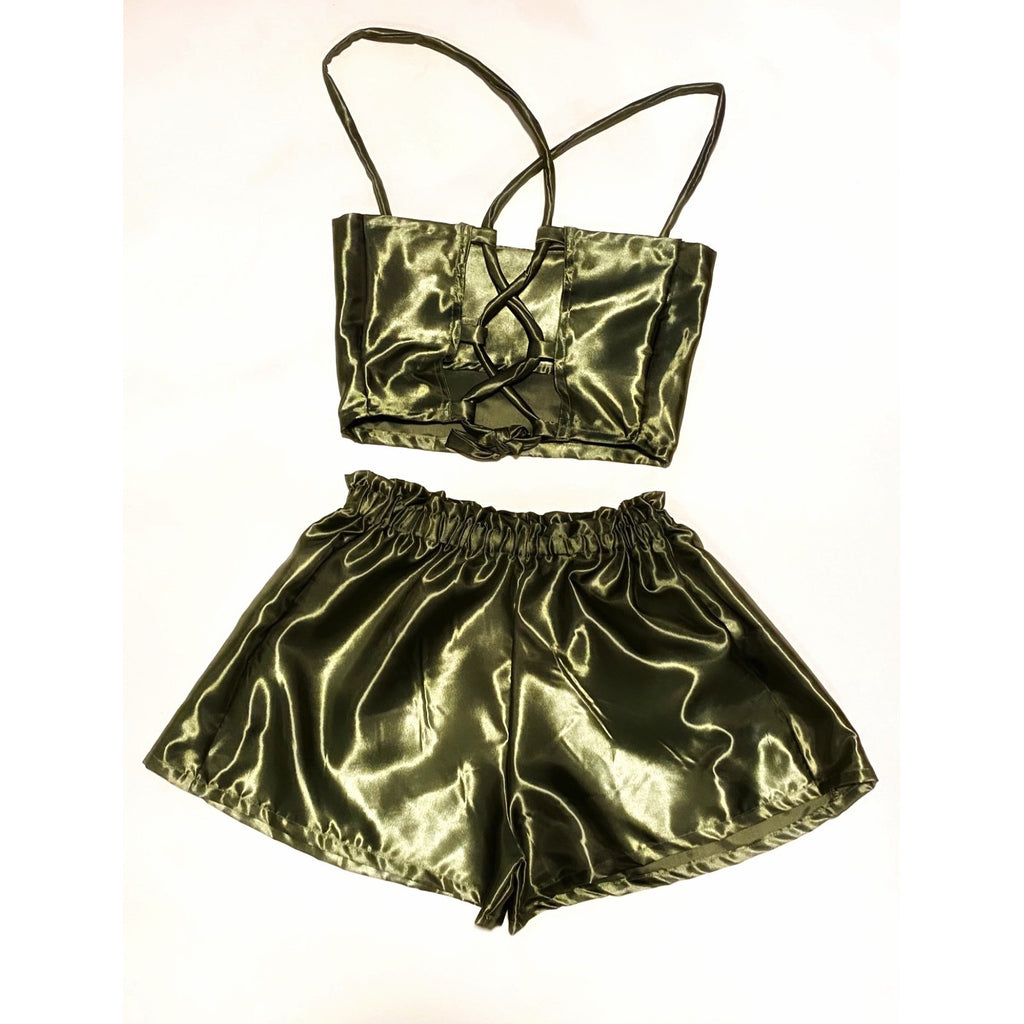 OLIVE TWO PIECE SET - Lovelee Designs