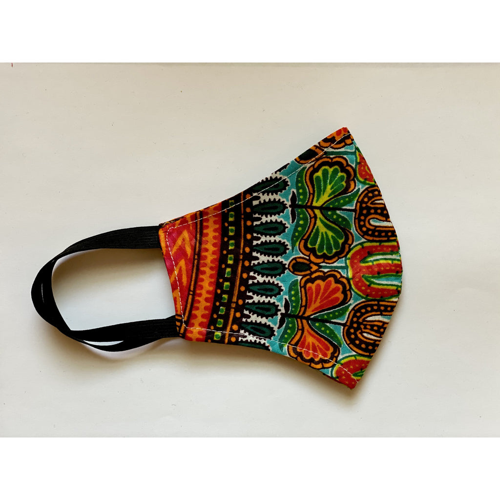 AFRICAN PRINT FACE MASKS - Lovelee Designs