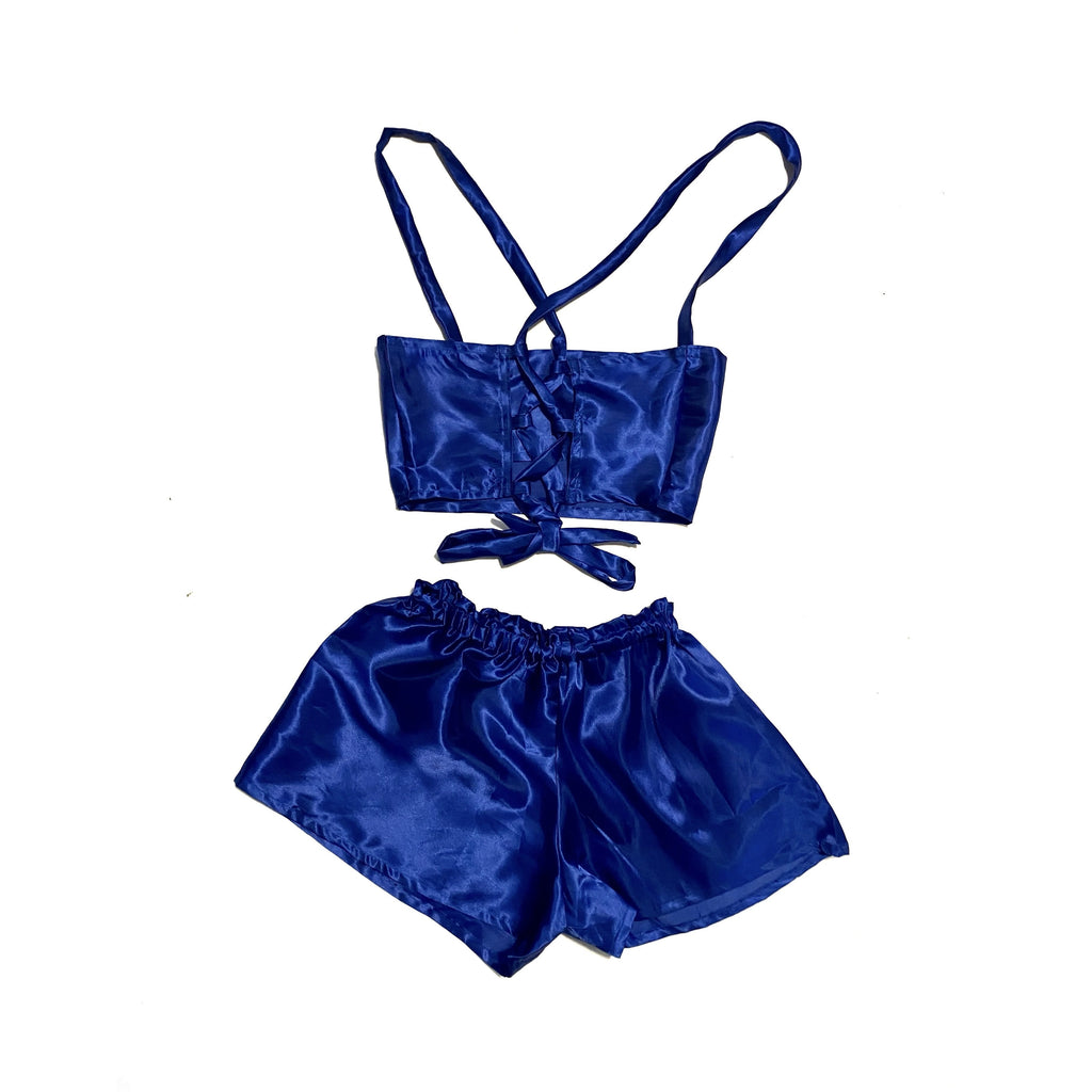 THE BLUES 2-PIECE SET