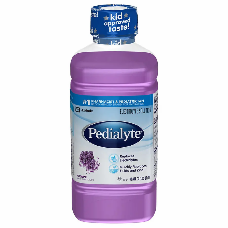 Pedialyte Grape 33.8Oz