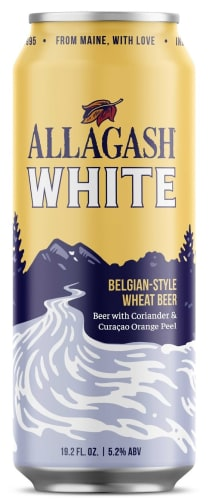 ALLAGASH WHITE 19.2OZ