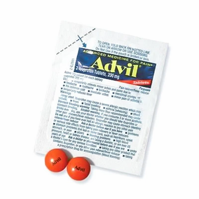 Advil Pm Ibuprofen 200 Mg