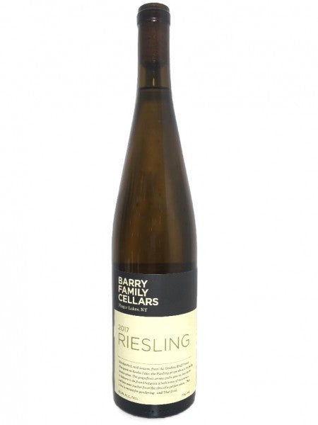 Barry Family Cellars Dry Riesling