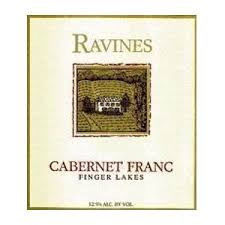 Ravines Wine Cellars, Cabernet Franc Finger Lakes (2018)