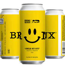 Bronx Brewery Smile My Guy