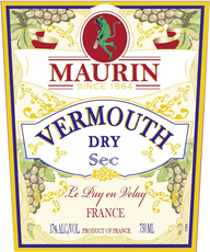 Maurin, Dry Vermouth (NV)
