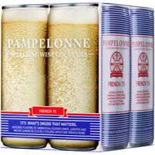 Pampelonne French 75 Spritz Sparkling Coctails