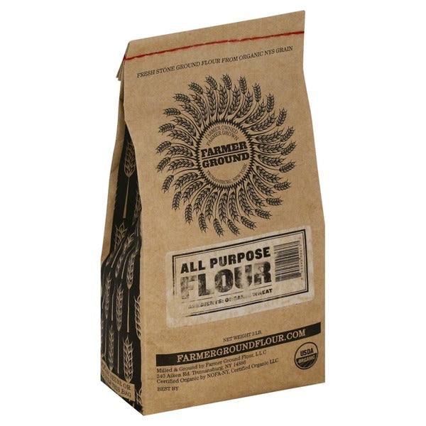 Flour All Purpose Organic Farmer Ground