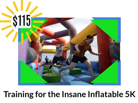 Inflatable 5k Online Training Program