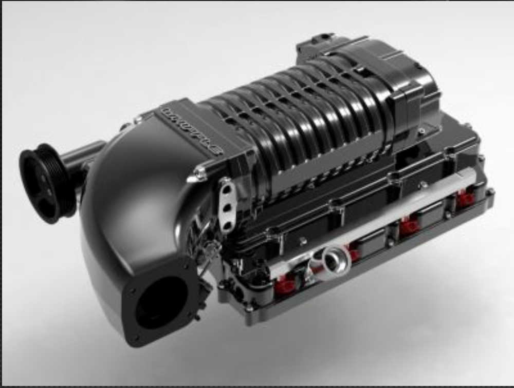 Whipple Supercharger 2011-2020 Challenger 5.7L