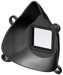 Filter square retained in RS-1 mask