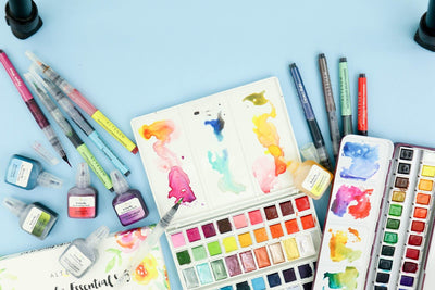 How to Start Watercoloring for Beginners
