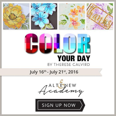 Color Your Day Class