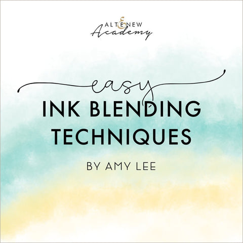 Easy Ink Blending Techniques Class