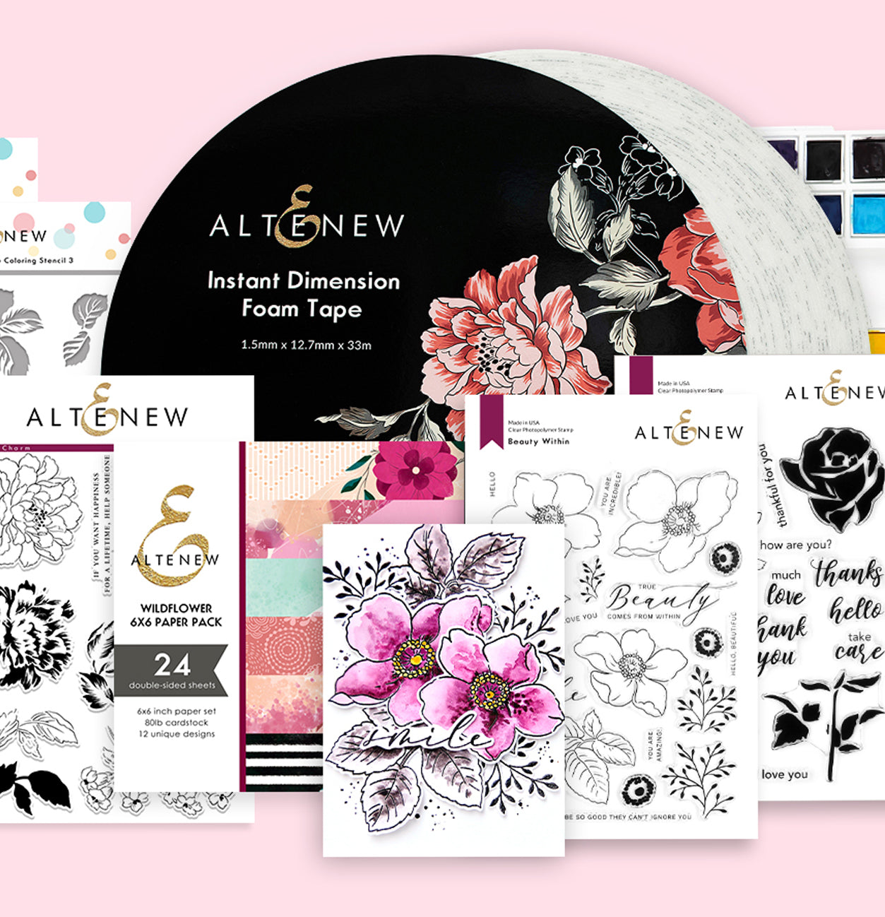 All Altenew Products