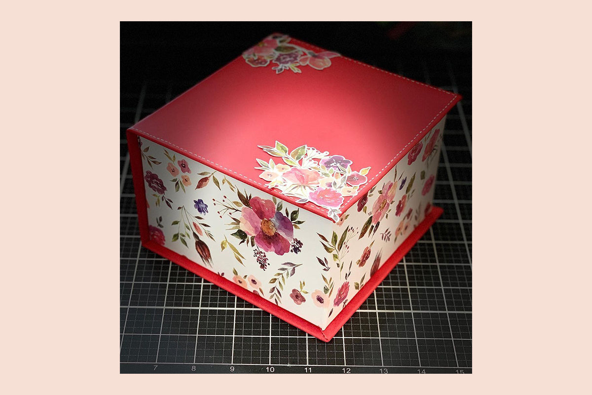 Crafts with washi tapes using Altenew's Painted Fantasy washi tape