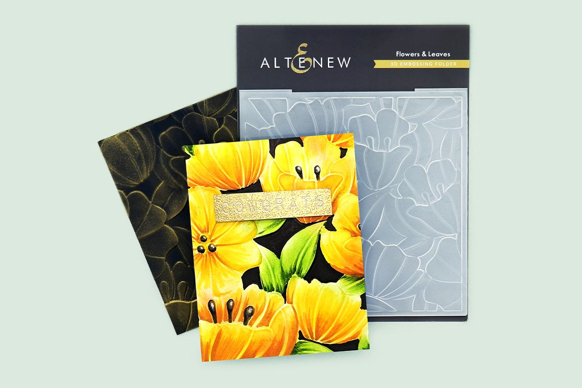 All You Need To Know About Embossing Folders