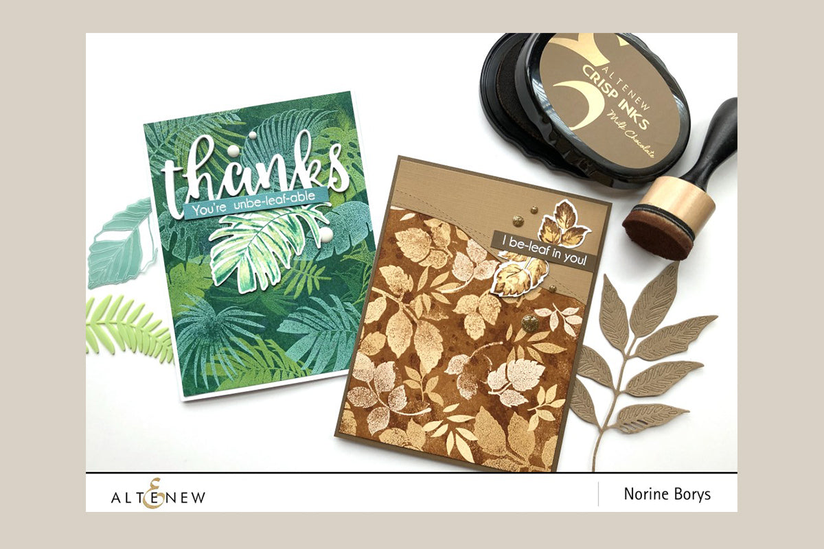Beautiful handmade card ideas using clear stamps
