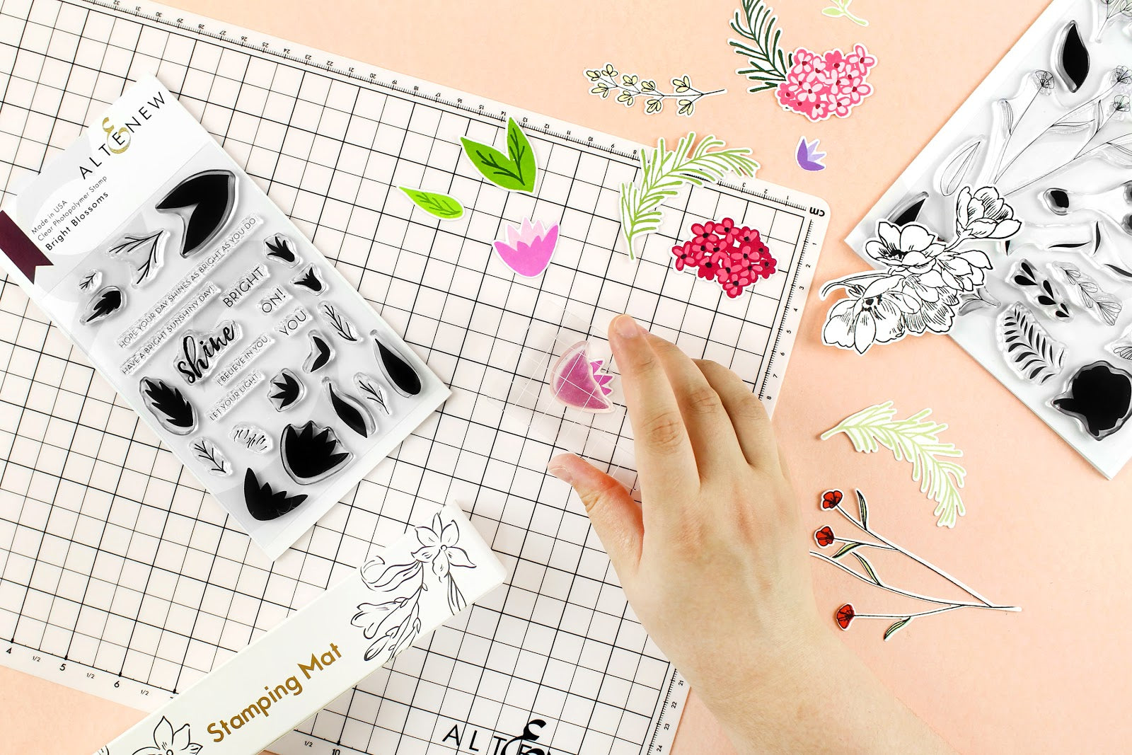 Cardmaking Stamps