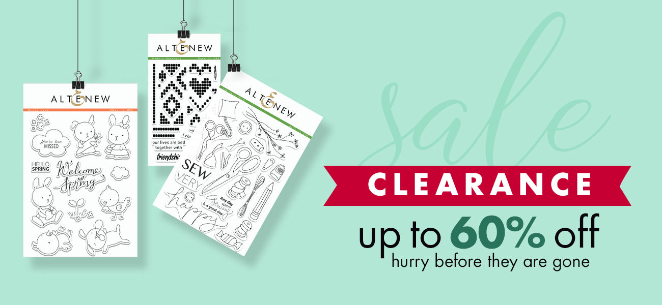 Clearance Sale! Up to 60% Off!
