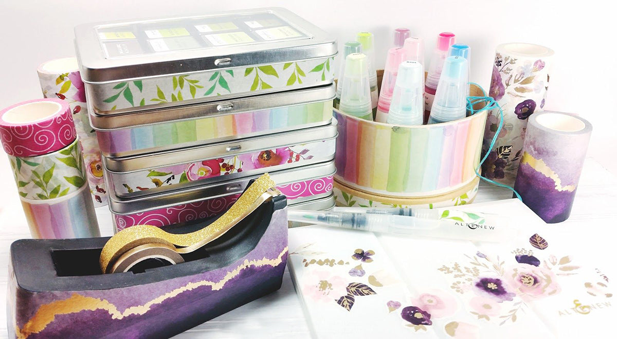 Washi tape sets from Altenew