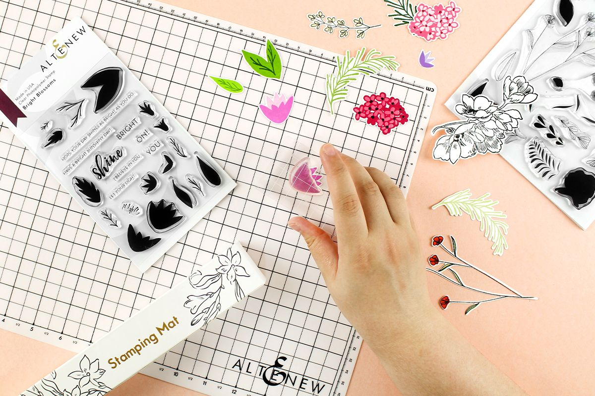 stamps for craft