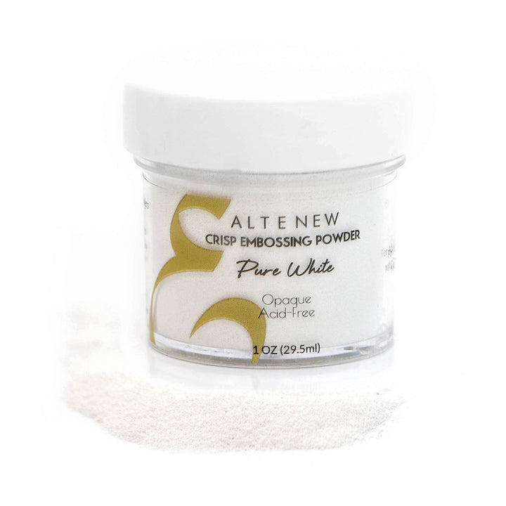 Altenew Pure White Embossing Powder
