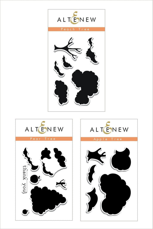 Altenew Stamp Bundle Trees Mini Stamp Bundle