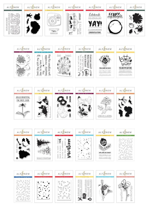 Altenew Stamp Bundle Ultimate Mini Stamp Bundle
