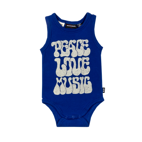 RYB Peace Bodysuit