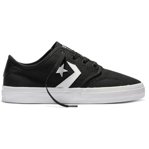Converse Zakim Canvas Low Black