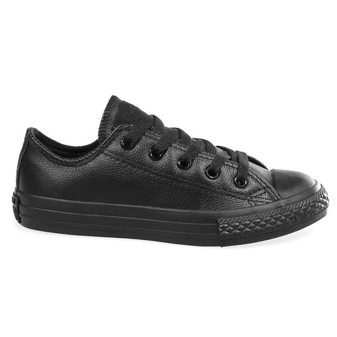 Converse Chuck Taylor All Star Leather Low Kid Mono