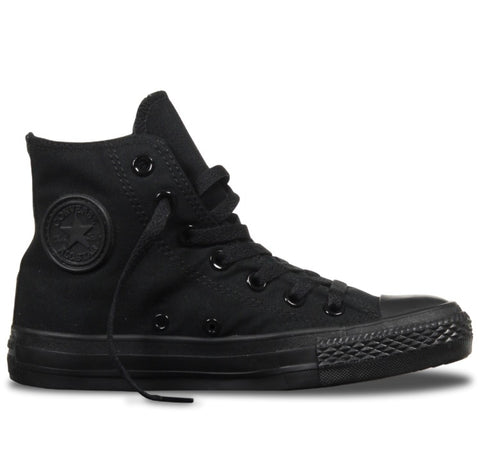 Converse Chuck Taylor All Star High Monochrome Black