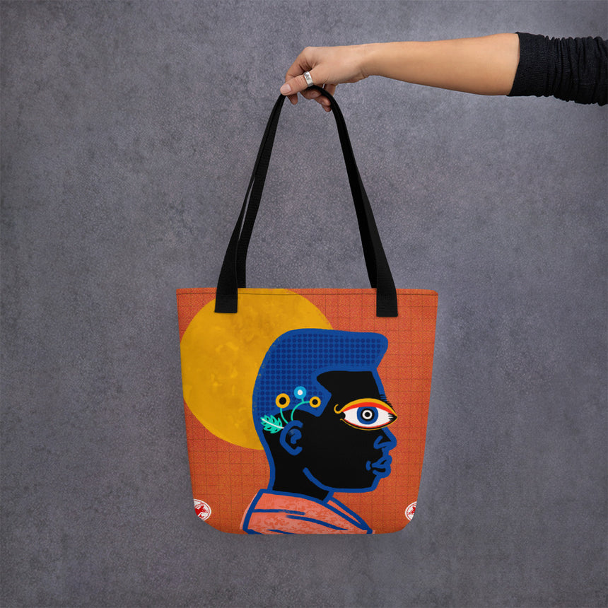 KING | Tote bag