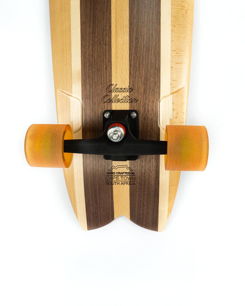 "Fish Tail 30"" Surfskate - Classic"