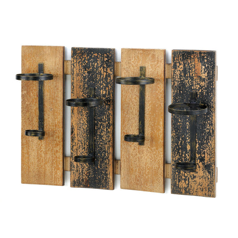 Wine Rack Wall Decor