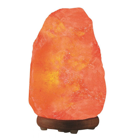 Himalayan Salt Table Lamp 7-10 Lbs