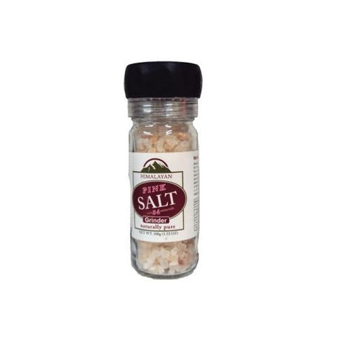 Himalayan Salt - Glass Grinder
