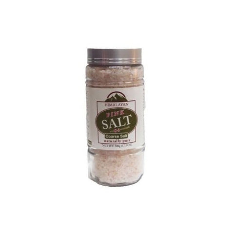Himalayan Salt - Glass Jar - Coarse