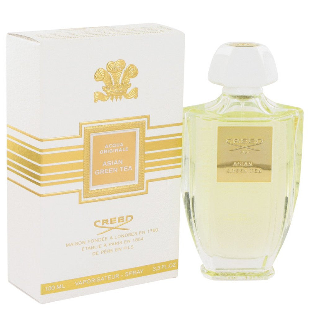 Asian Green Tea By Creed Eau De Parfum Spray 3.3 Oz