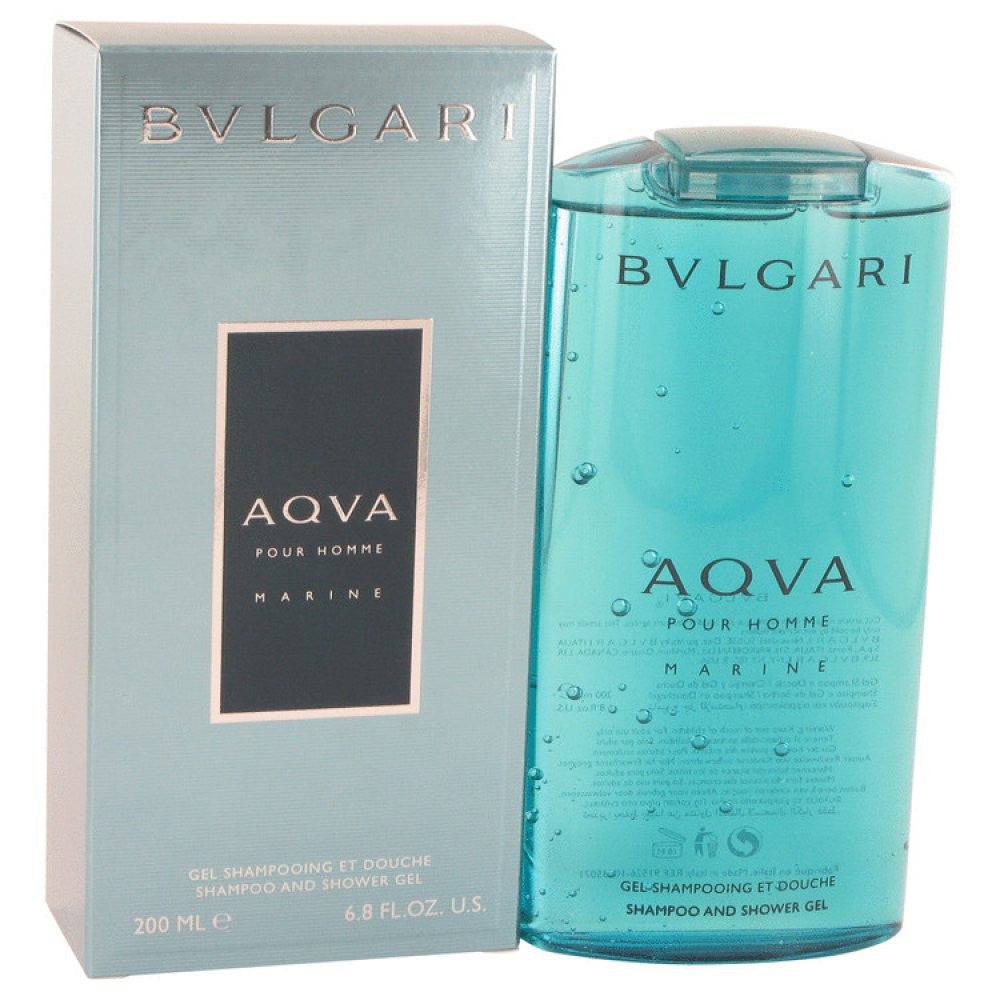 Bvlgari Aqua Marine By Bvlgari Showel Gel 6.7 Oz