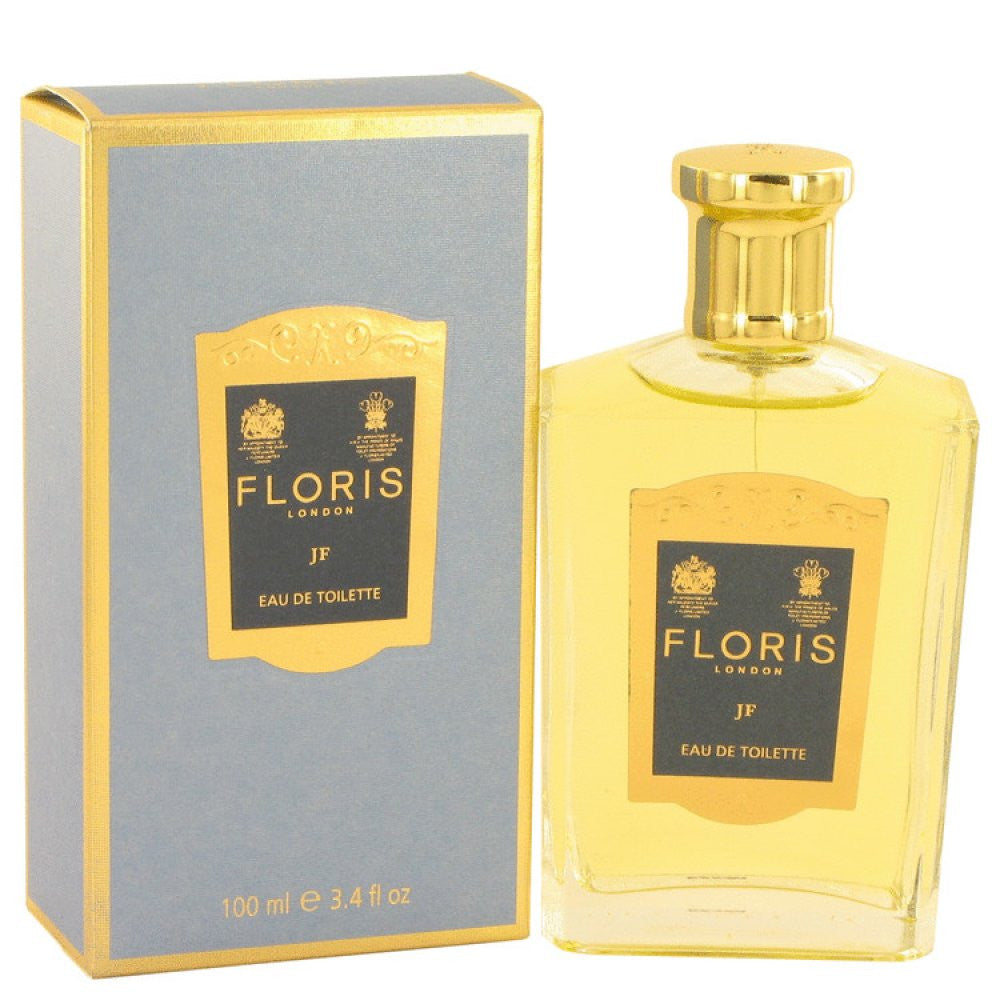 Floris Jf By Floris Eau De Toilette Spray 3.4 Oz